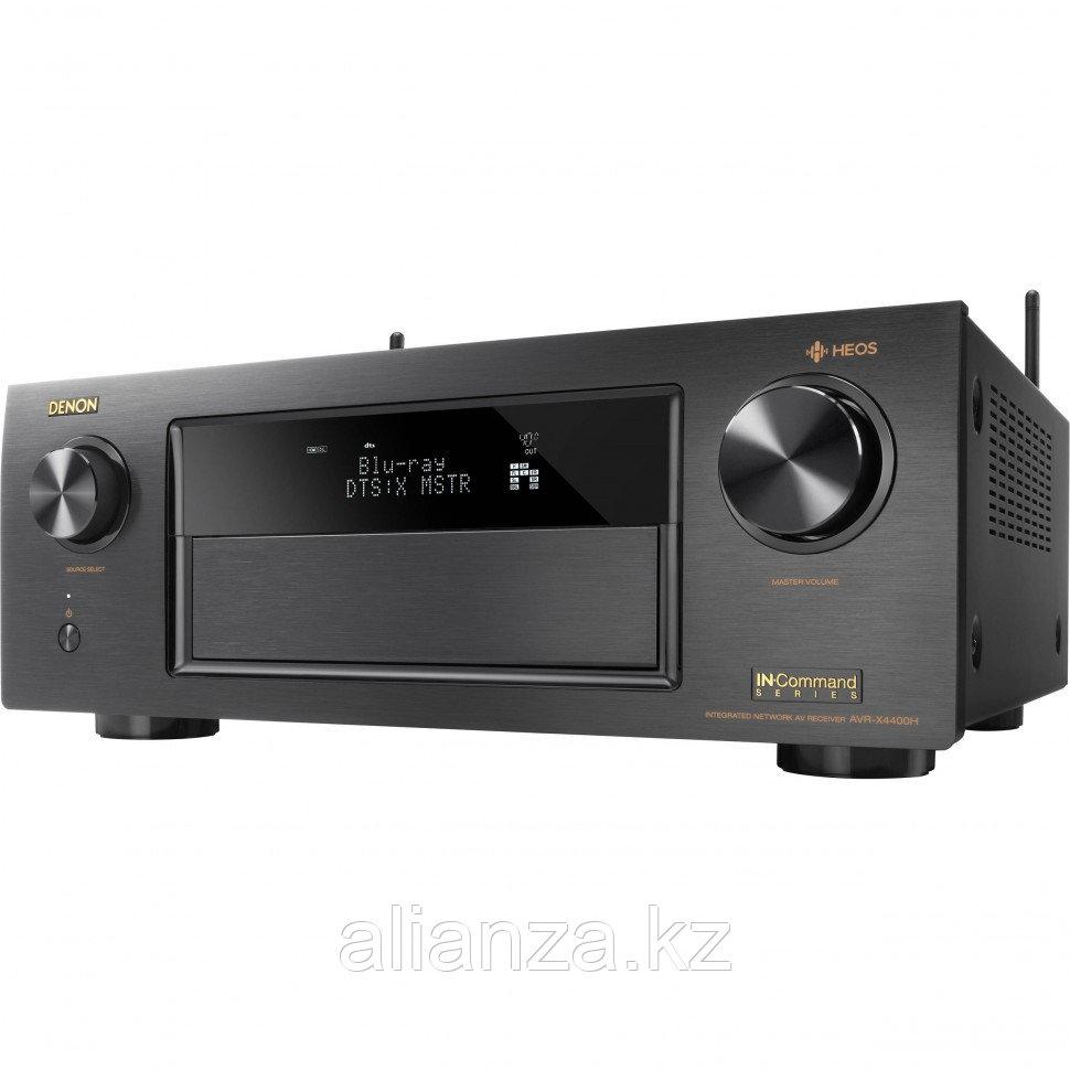 AV ресивер Denon AVR-X4400H Black