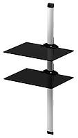 Тумба для ТВ настенная Sonorous PL2620B SLV