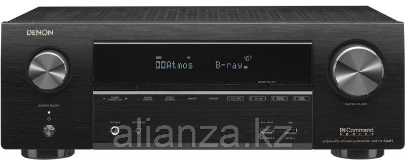 AV ресивер Denon AVR-X1500H