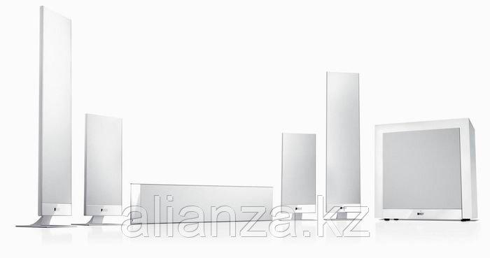 Комплект акустических систем KEF T205 System White