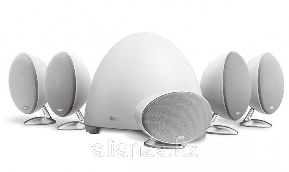 Комплект акустических систем KEF E305 White