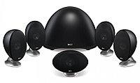 Комплект акустических систем KEF E305 Black
