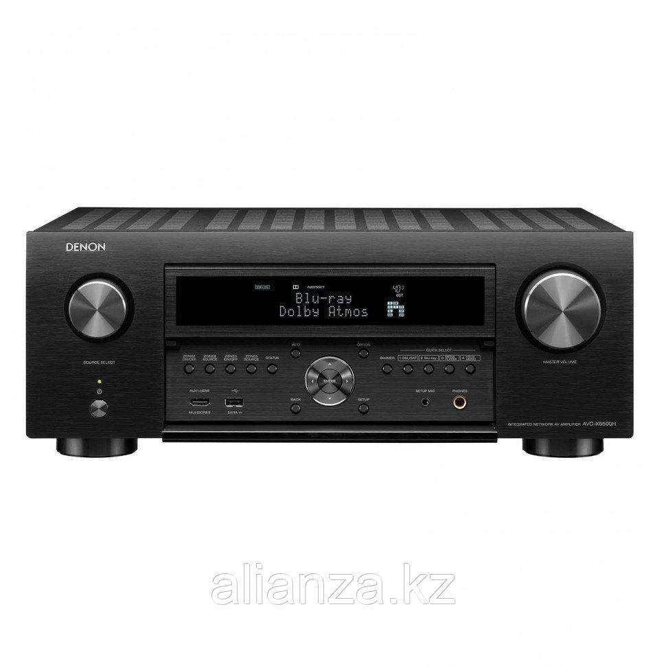 AV ресивер Denon AVC X6500H Black