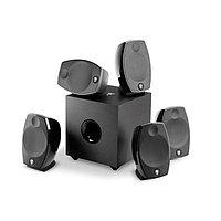 Комплект акустических систем Focal JMLab Multimedia Pack Sib Evo 5.1 Black