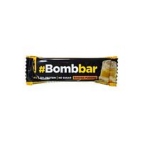 Батончик BombBar - Банановый пудинг в шоколаде, 40 гр