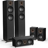 Комплект акустических систем Jamo S 807 HCS Black