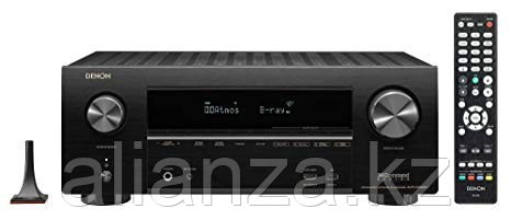 AV ресивер Denon AVR-X2600H Black