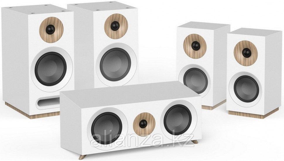 Комплект акустических систем Jamo S 803 HCS White