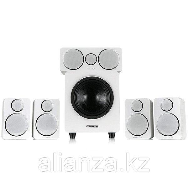 Комплект акустических систем Wharfedale 5.1 DX-2 HCP System White Leather