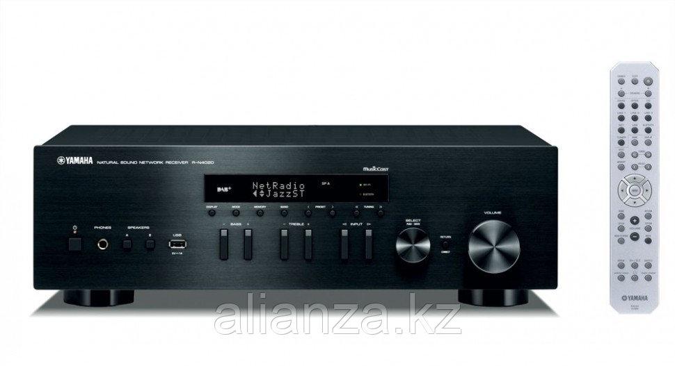 Стерео ресивер Yamaha R-N402 black