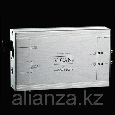 Усилитель для наушников транзисторный Musical Fidelity V-CAN II