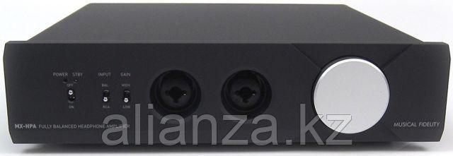 Усилитель для наушников транзисторный Musical Fidelity MX-HPA Black