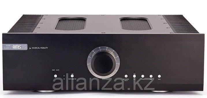 Интегральный усилитель Musical Fidelity AMS35i Black