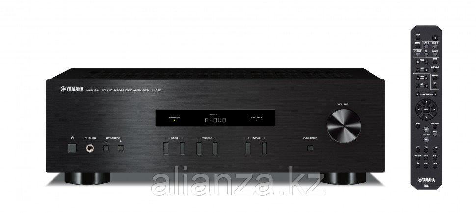 Интегральный усилитель Yamaha A-S201 Black