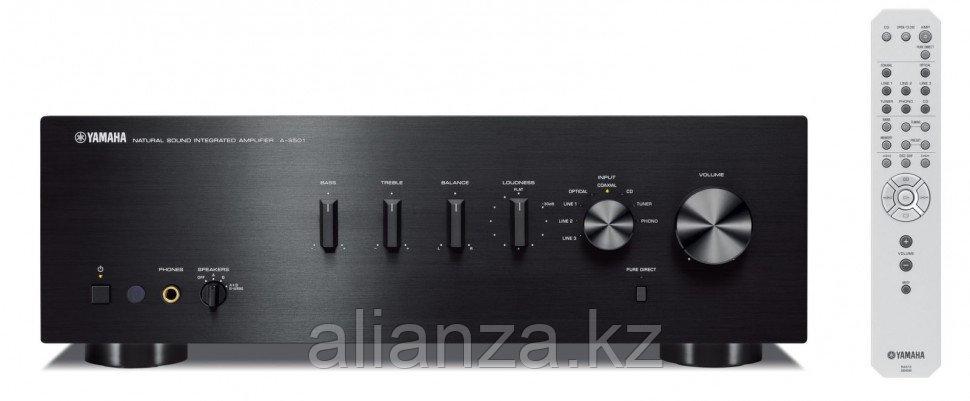 Интегральный усилитель Yamaha A-S501 Black