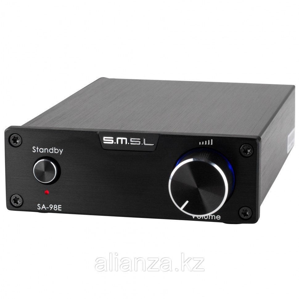 Интегральный усилитель SMSL SA-98E Black