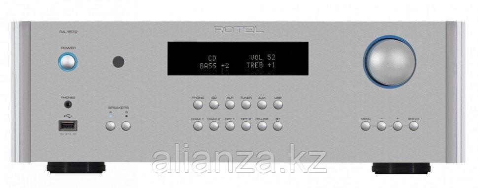 Интегральный усилитель Rotel RA-1572 Silver