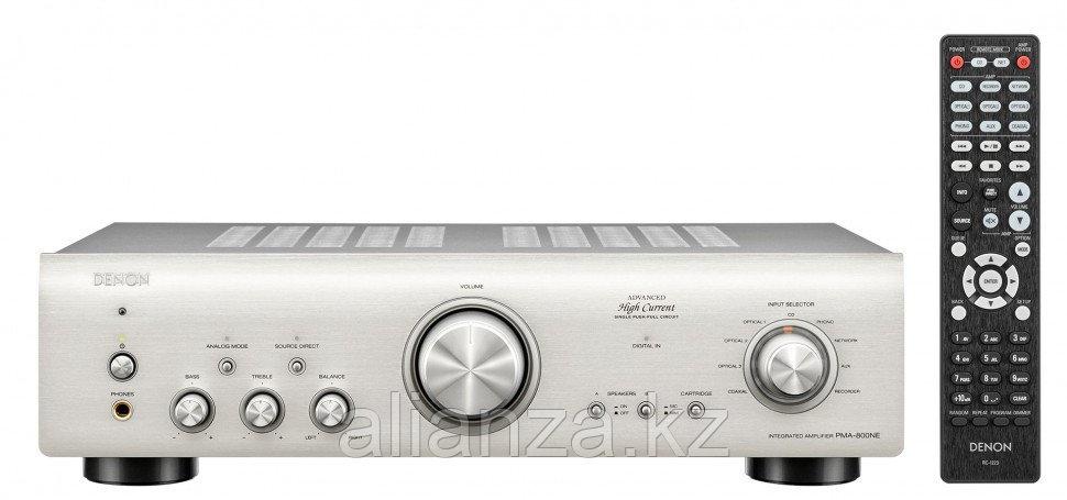 Интегральный усилитель Denon PMA-800NE Premium Silver