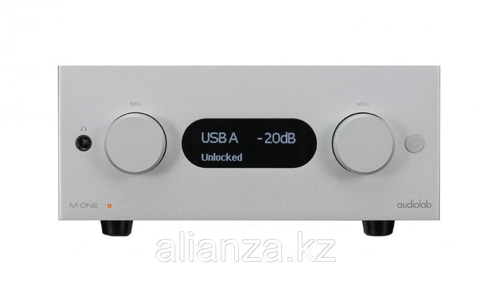 Интегральный усилитель Audiolab M-ONE Silver