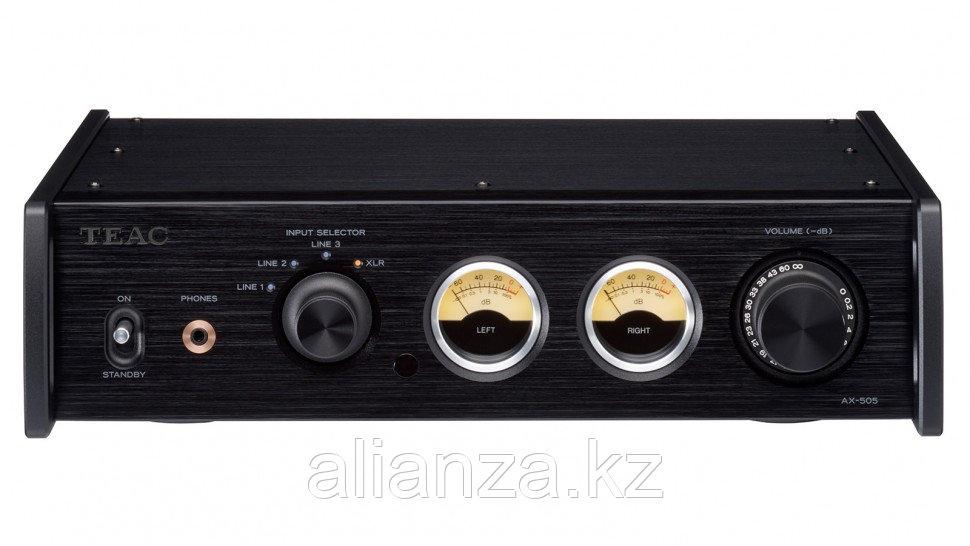 Интегральный усилитель Teac AX-505 Black