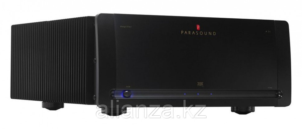 Усилитель мощности Parasound A31 Black