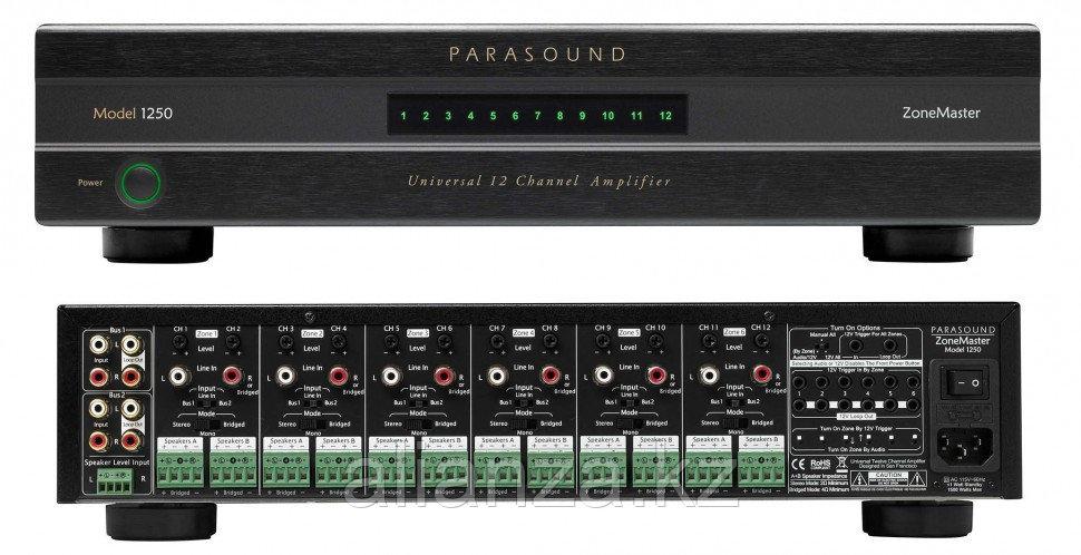 Усилитель мощности Parasound ZoneMaster Model 1250