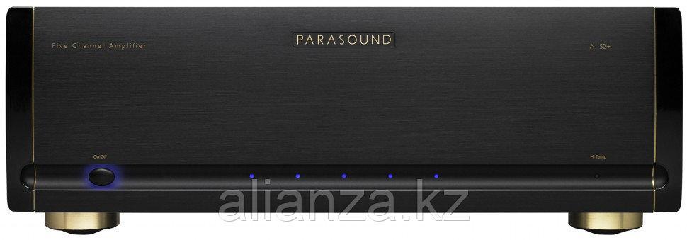 Усилитель мощности Parasound A52+ black