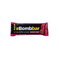 Батончик BombBar - Малиновый сорбет в шоколаде, 40 гр