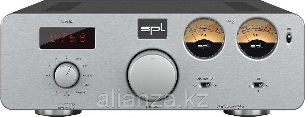 Усилитель предварительный SPL Director Mk2 silver