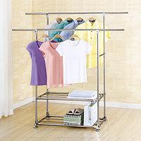 Гардеробная вешалка для одежды металлическая Youlite YLT-0321-01FB