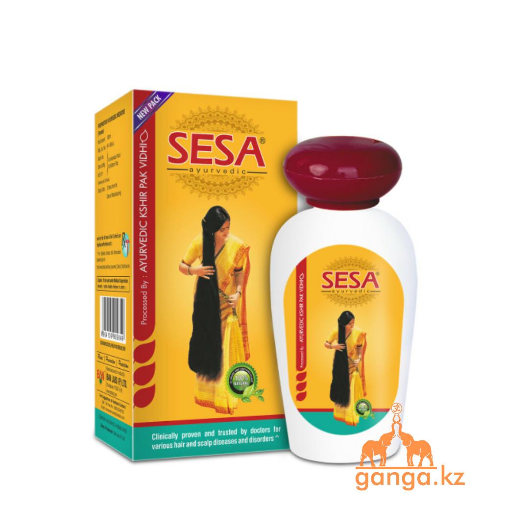 Лечебное Масло для волос SESA, 100 мл