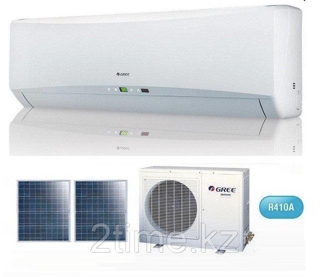 Кондиционер Gree-12 Solar series, на солнечных панелях, до 35 кв.м