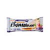 Батончик BombBar - BombBar (Малиновый чизкейк), 60 гр