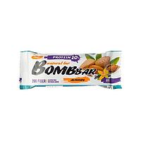 Батончик BombBar - BombBar (Миндаль), 60 гр, фото 1