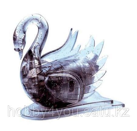 3D головоломка Лебедь чёрный, фото 2