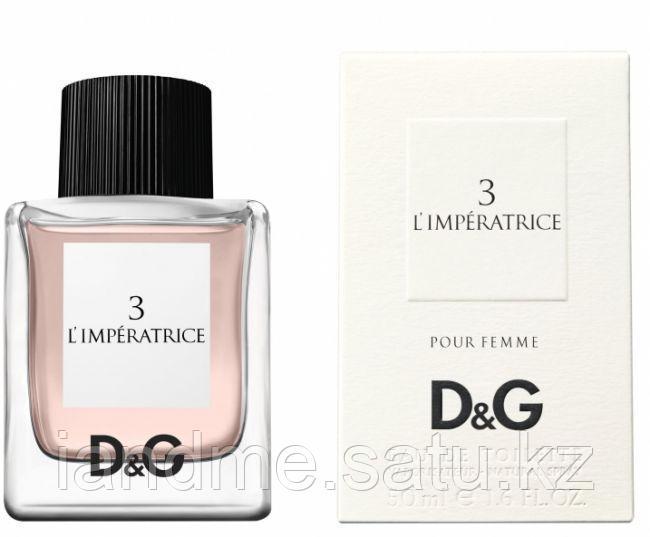 Dolce & Gabbana 3 L'imperatrice 50 edp