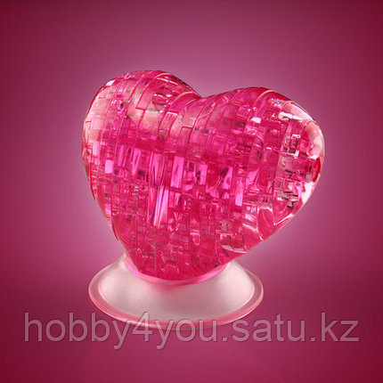 3D головоломка Сердце, фото 2