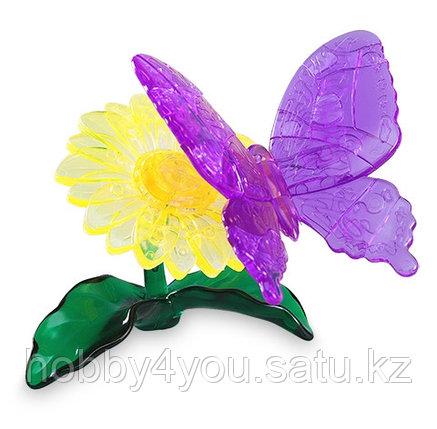 3D головоломка Бабочка, фото 2