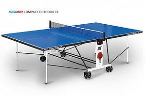 Теннисный стол Compact Outdoor LX - Всепогодный стол с сеткой