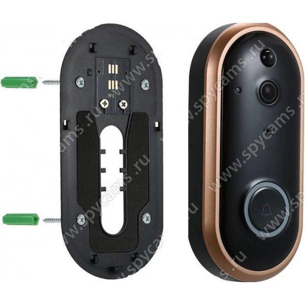 Беспроводной IP Wi-Fi видеодомофон с удаленным доступом ACTOP IP-007G