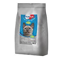 """Сбалансированный корм «МонАми» Индейка"""" 10 кг для взрослых кошек с нормальной физической активностью."""