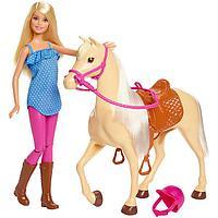 Игровой набор Barbie Челси наездница
