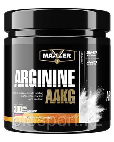 Maxler Arginine AAKG, 300 грамм
