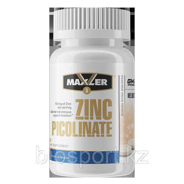 Maxler Zinc Picolinate, 60 таб
