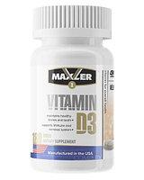Maxler Vitamin D3 1200 IU, 180 таб