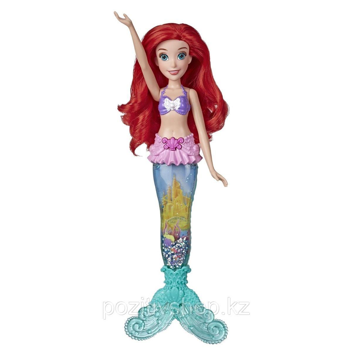 Интерактивная кукла Ариэль Disney Princess - фото 1