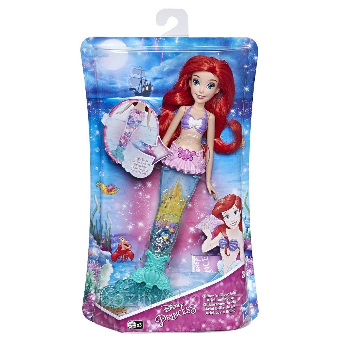 Интерактивная кукла Ариэль Disney Princess - фото 2