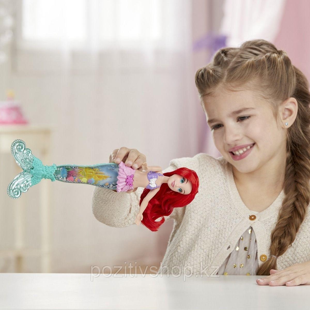 Интерактивная кукла Ариэль Disney Princess - фото 3