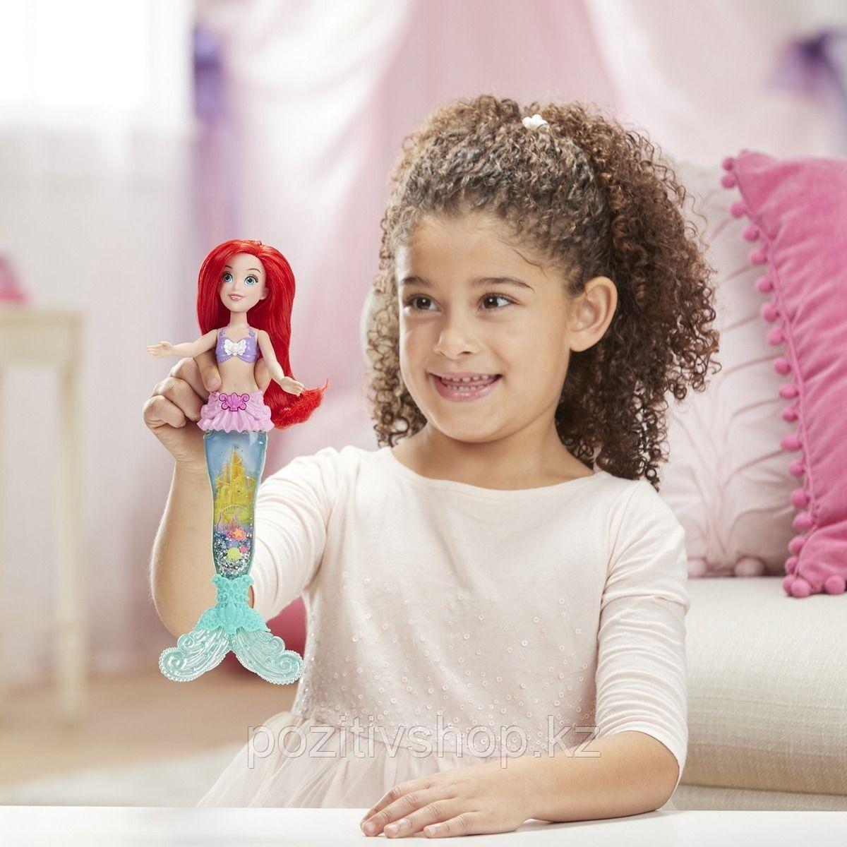 Интерактивная кукла Ариэль Disney Princess - фото 5