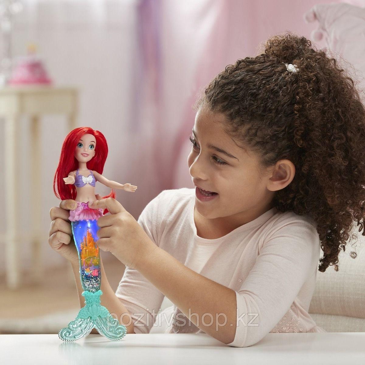 Интерактивная кукла Ариэль Disney Princess - фото 4